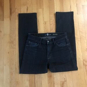 Men's 7 For all Mankind Slimmy Jeans